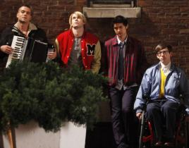 Glee Season 3 Spoilers: Sunshine, Santana and Senior Year!
