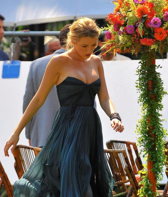 Gorgeous Blue Dress. Gorgeous Blue Dress. That dress Blake Lively is wearing