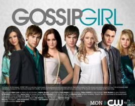 Promotional Posters For Gossip Girl, One Tree Hill, The Beautiful Life