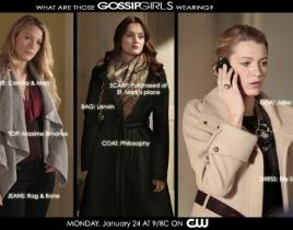 "Gossip Girl Fashion From ""The Kids Are Not All Right"""