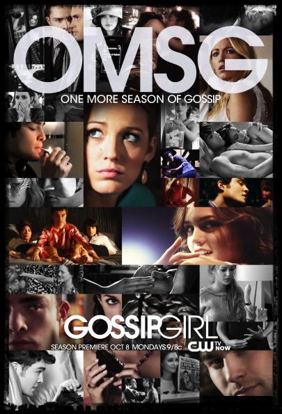 Plotkara / Gossip Girl (2012) {SEZON 6} HDTV.x264 & 720p.HDTV.x264 Napisy PL