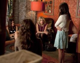 Pretty Little Liars Review: Daddy Dearest