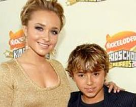 A Talk with Hayden Panettiere... and her Brother