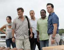 Burn Notice Review: Shades Of Gray