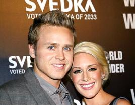 Hills Co-Stars Happy For Speidi