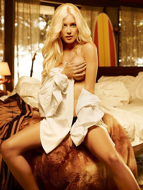 Heidi Montag Nude Pic 98