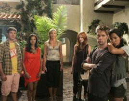 TV Fanatic Mid-Season Report Card: Melrose Place