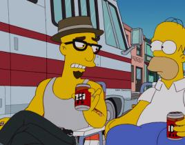 The Simpsons Review: Hipster Invasion