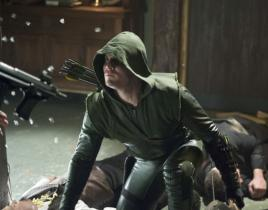 "Arrow Promo: ""Darkness on the Edge of Town"""