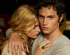 Penn Badgley Heats Up Cosmopolitan