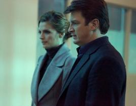 "Castle Promo: ""The Wild Rover"""
