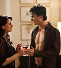 Isobel and Damon