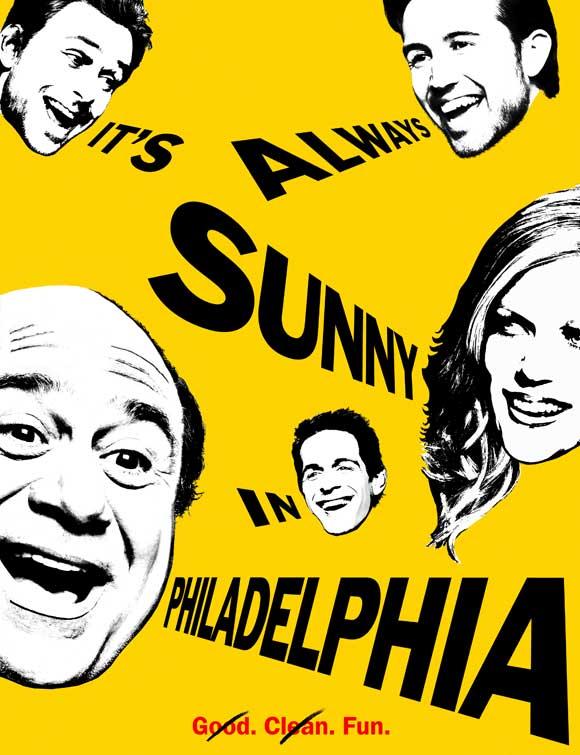 It's Always Sunny in Philadelphia - Saison 1 en français