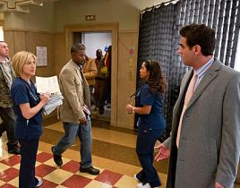 Nurse Jackie Review: Don't Sweat the Technique