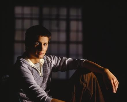 James Lafferty Promo Pic