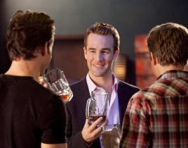 James Van Der Beek to Play Gynecologist on CBS Sitcom