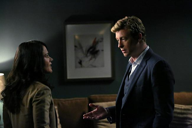 The Mentalist - Unforgivible Things