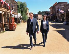 The Mentalist Review: An Odd Little Town