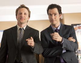 Franklin & Bash: Renewed for Season 2!