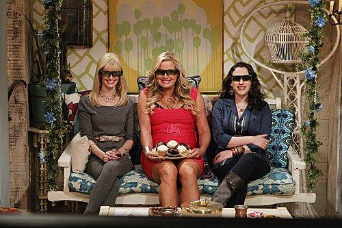Jennifer Coolidge on 2 Broke Girls