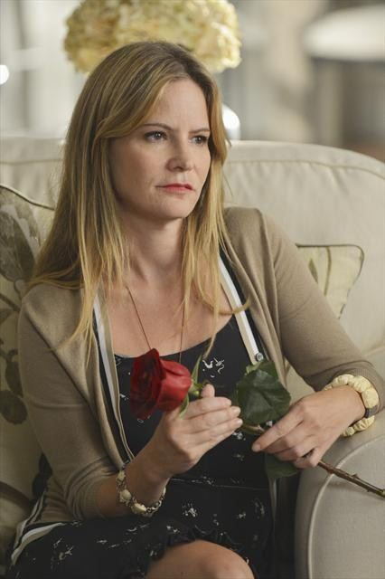 Jennifer Jason Leigh on Revenge Picture