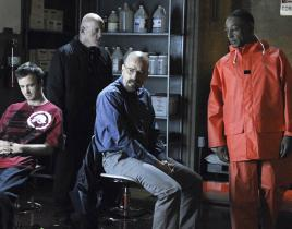 Breaking Bad Season 4 Premiere Pics: Trouble for Walt and Jesse