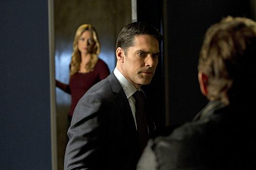 JJ Returns to Criminal Minds