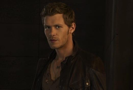 Joseph Morgan como Klaus Vampire Diaries '