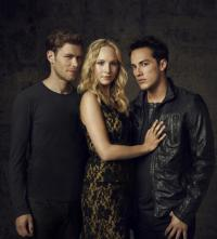Joseph Morgan, Candice Accola and Michael Trevino
