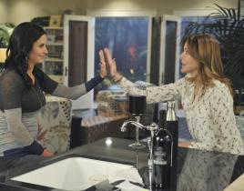 Cougar Town Review: Krazy Kakes and Crazy Families