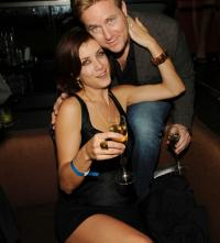Kate Walsh and Alex Young Photo