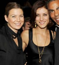 Kate Walsh and Ellen Pompeo