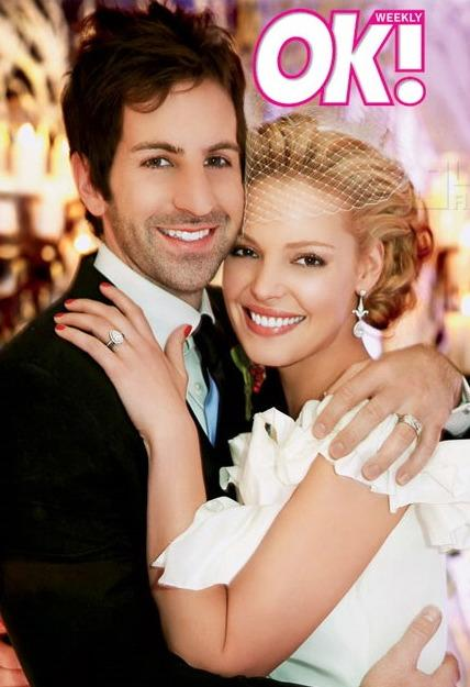 Katherine Heigl Wedding Photos, Interview