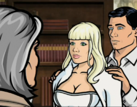 "Archer Season Two Finale Review: ""Double Trouble"""
