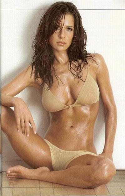 Kelly Monaco, Bikini Shot