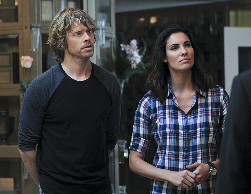 Kensi Blye and Marty Deeks - TV Fanatic
