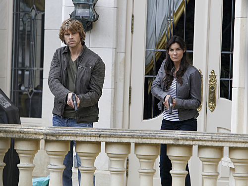 Kensi, Deeks Photo - TV Fanatic