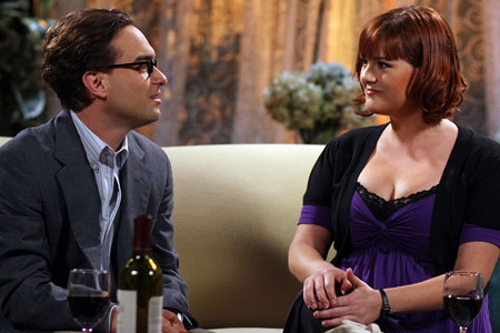 leonard dating stephanie The big bang theory - the white asparagus triangulation sheldon can barely contain his joy when leonard starts dating a woman who meets sheldon's exacting standards the title refers to sheldon's attempt to show leonard's physical superiority to stephanie by having him open a jar of white asparagus.
