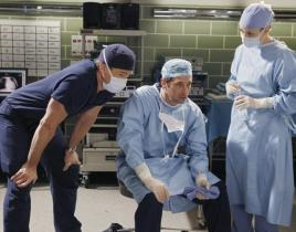"Grey's Anatomy Review: ""Give Peace a Chance"""