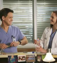 Lexie and George