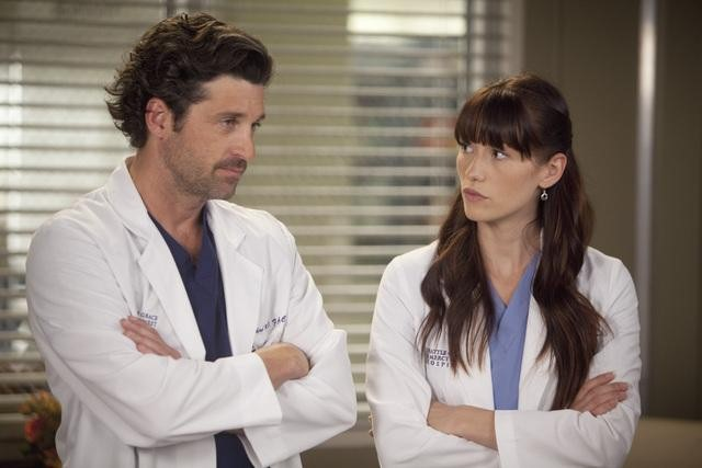 Seattle Grace and a couple breaks up. Find out who in our latest Grey'