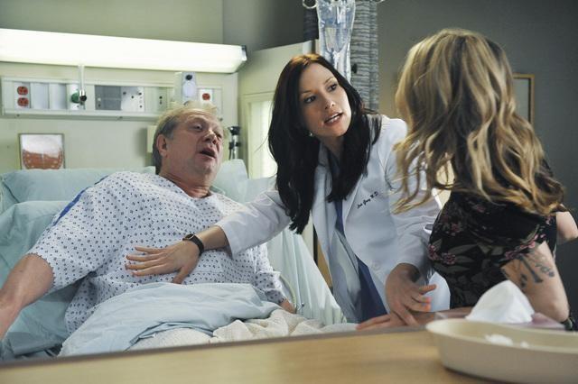 Lexie, Danielle, Dad