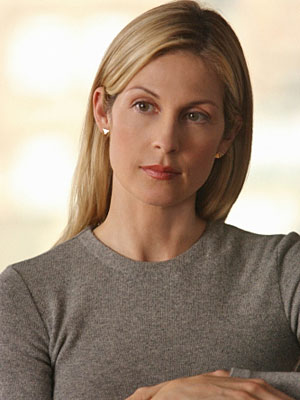 Could Lily van der Woodsen (Kelly Rutherford, below) be carrying Bart Bass' ...