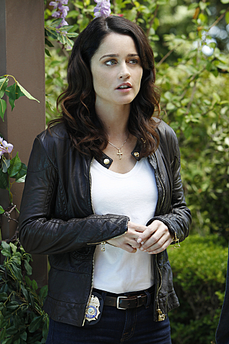 Lisbon on The Mentalist