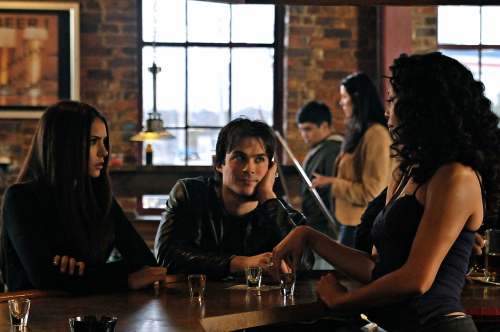 """promos for The Vampire Diaries Episode 11 """"Bloodlines"""""""