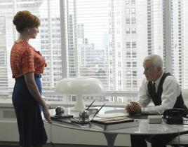 "Mad Men Review: ""The Beautiful Girls"""