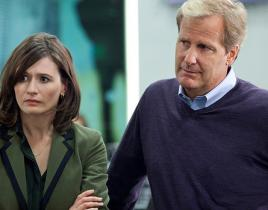 The Newsroom Review: Breaking the Non-News
