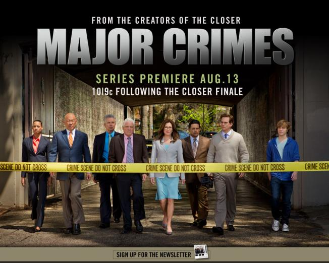 Major Crimes [Saison 01 VOSTFR Complete]