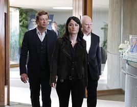 The Mentalist Review: Blowing Red Smoke