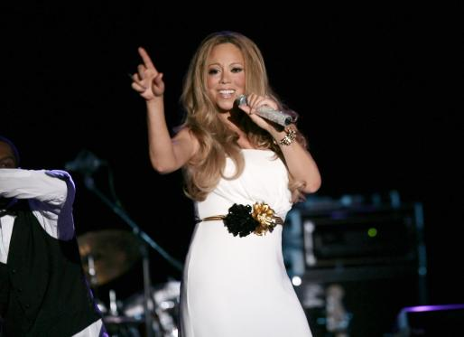 Mariah Carey in Monaco